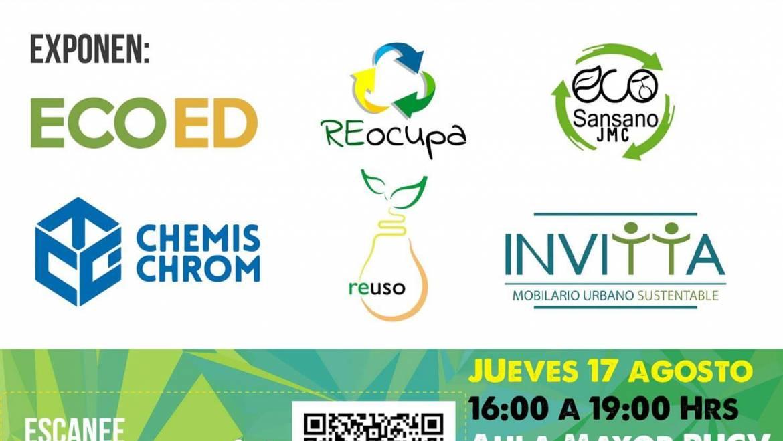EcoEd participa del 1º foro de emprendimientos sustentables