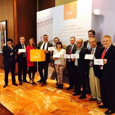 Líderes del mercado Colombiano aprenden sobre EcoEd