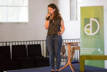 EcoEd takes part in event about recycling revolution