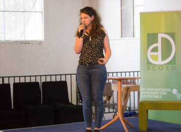 EcoEd participa en evento sobre la revolución del reciclaje