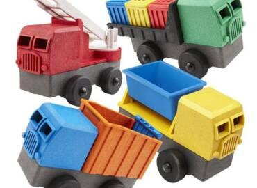 Sustentabilidad y Economía circular llegan a la industria juguetera