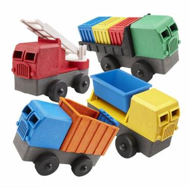 Sustainability and Circularity take hold of the Toy Industry