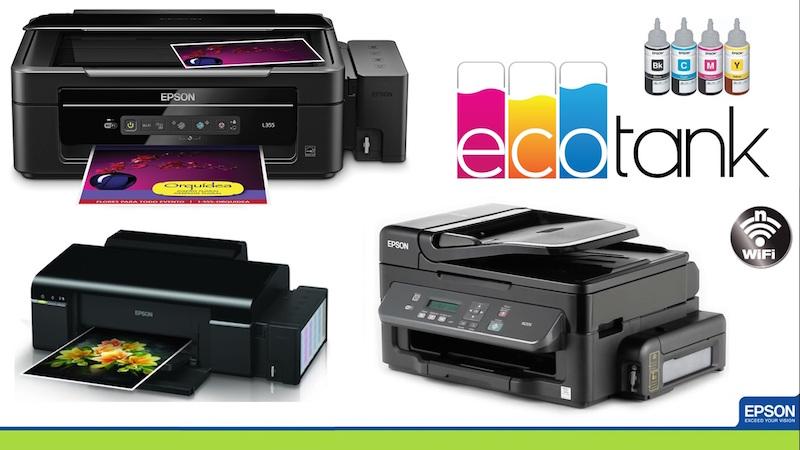 Epson por la sustentabilidad: ahora ninguna de sus impresoras usa cartuchos de tinta