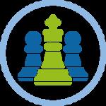 Icono piezas de ajedrez